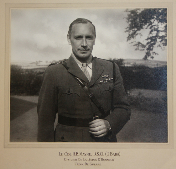 Lt Col. Robert Blair 'Paddy' Mayne DSO Freemason - Irish ...